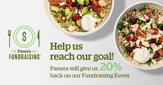 Donate While You Dine at Panera