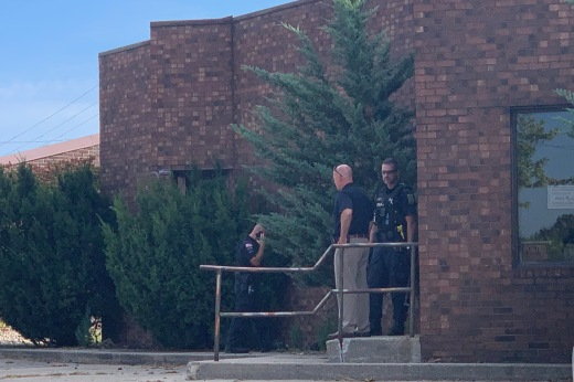 Breaking: Police Search Klopfer's Clinic in Fort Wayne