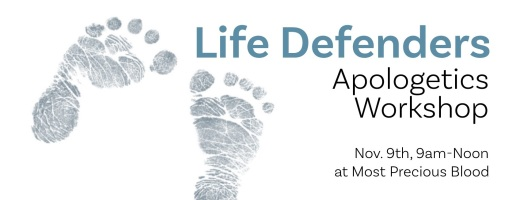Life Defenders Adult Workshop
