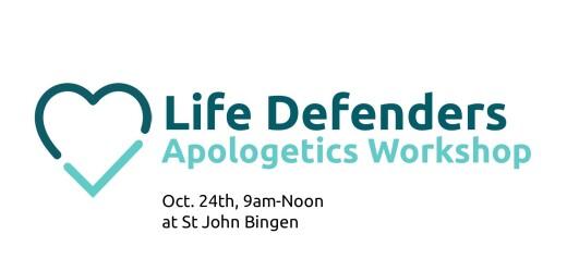 Life Defenders Adult Workshop